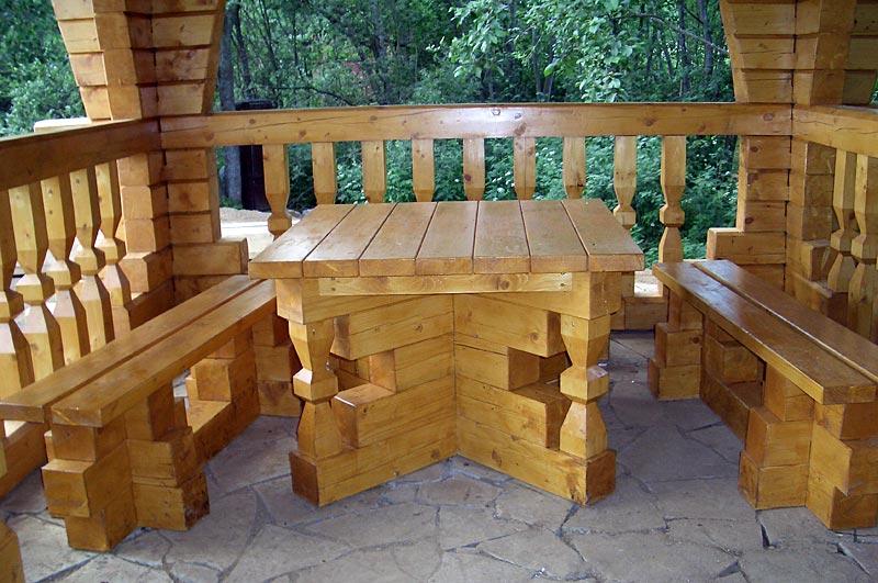 Сделать своими руками мебель для отдыха